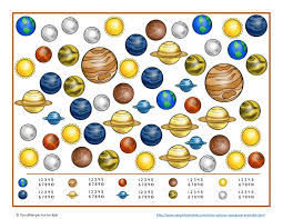 solar system i spy game i spy games spy games and number