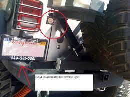 jeep wrangler backup lights back up lights jkowners com jeep wrangler jk forum