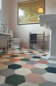 9 best pink bathroom images on pinterest mosaic tiles home