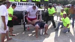 World Bench Press Record Holder This Man Tried To Break The World Record Bench Press But Failed
