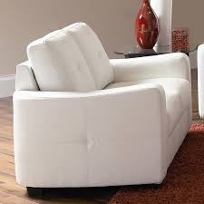 White Leather Sofa Set White Leather Sofa