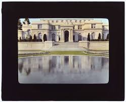 rare color slides show the bay area u0027s grandest homes at the turn