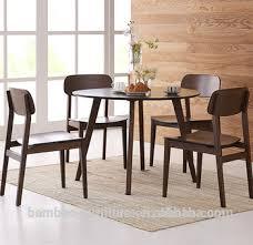 sedie sala da pranzo moderne bamb禮 moderna sala da pranzo sedie 100 materiale di bamb禮 hotel e