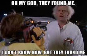 Doc Brown Meme - doc brown gets found meme on imgur
