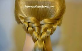 cone ponytail easy hairstyle youtube