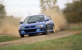 subaru gc8 rally subaru impreza 22b sti archived test u2013 review u2013 car and driver