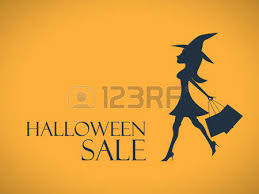 Halloween Sales 35 115 Sales Woman Stock Illustrations Cliparts And Royalty Free