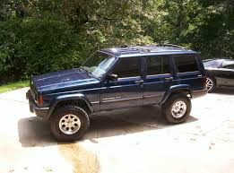 jeep sport tires 2001 jeep sport 4x4 3 lift 31 tires pacer road