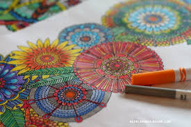 how to print coloring pages huge a and a glue gun