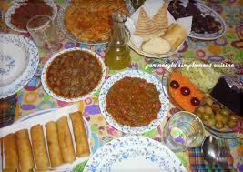 simplement cuisine simplement cuisine basé principalement sur la cuisine algérienne