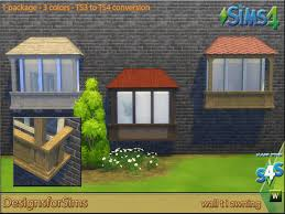 Sims 3 Awning Island Paradise Designs For Sims Page 2