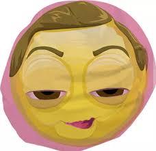 shop unfazed emoji beanbag chair bean bag by kmtibb print all