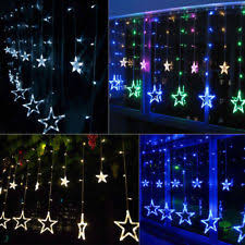 window lights net curtain lights ebay