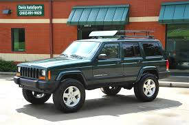 jeep cherokee green 2000 post a pic of your cherokee