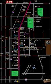 Map Of The Las Vegas Strip 1 Las Vegas Strip 2 2014 3 Vegasstrip Com 4 Visualization