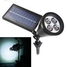 solar landscaping lights outdoor solar led spotlight outdoor solar goes green solar powered black