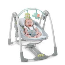 portable baby swing with lights best portable and compact baby swings reviews 2017