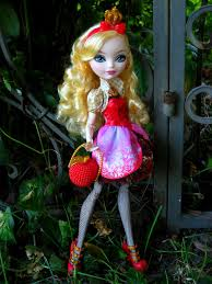 Ever After High Apple White Doll Voicething Review Ever After High Apple White