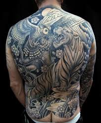 japanese back tattoo 92 cool tattoos for your back tattoozza