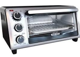 Toaster Oven Spacemaker Black U0026 Decker Toaster Oven