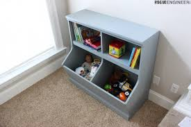 Bookshelf And Toy Box Combo Bookcase With Toy Storage Rogue Engineer