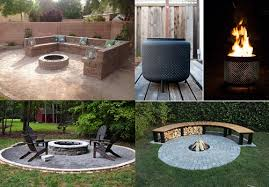 How To Make A Fire Pit In Your Backyard by 14 Stunning Diy Fire Pits You Can Make For Your Homestead Yourself