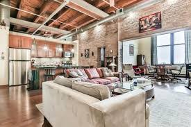 open floor plan lincoln park timber loft can be had for 395k
