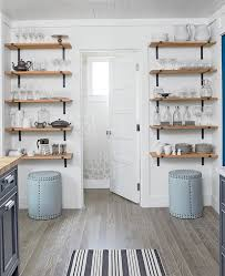 kitchen shelves ideas kitchen open shelving the best inspiration tips the inspired