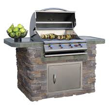 Brinkmann 2 Burner Gas Grill Review by Outdoor Kitchen Island Outdoor Kitchens The Home Depot