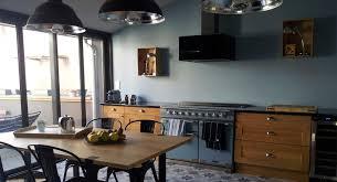 bistrot et cuisine cuisine retro bistrot idées de décoration et de mobilier pour la