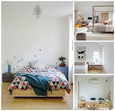 deco scandinave chambre décoration scandinave pour chambre à coucher moderne