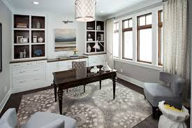 Exciting Small Home Office Design Inspiration Showing Classic - Best home office designs