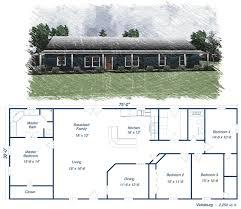 house design 15 x 60 30 x 60 morton building house plans homes zone