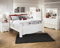 Laminate Bedroom Furniture by Ashley Weeki Bedroom Collection