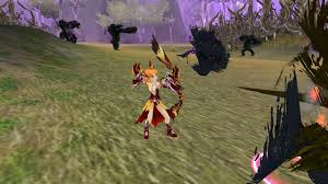 fiesta online official game site 3d anime mmorpg
