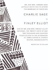 30 new invitation designs from minted that you will love a