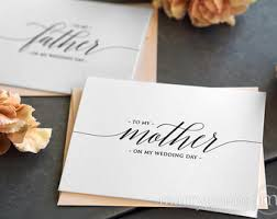 Card From Bride To Groom On Wedding Day Bridal Party Cards U0026 Wedding Day Stationery By Marrygrams On Etsy