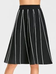 knee length skirt knee length skirts fashion shop trendy style online zaful