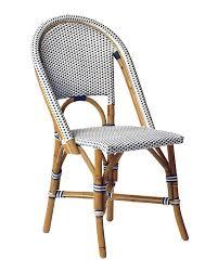Plastic Bistro Chairs The Classic 1930s European Bistro Chair Reinterpreted
