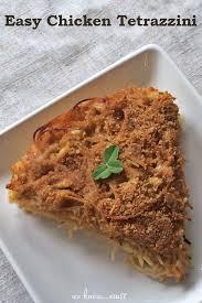 Easy Chicken Dinner Ideas For Family Easy Chicken Tetrazzini Recipe We Know Stuff