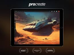 procreate for android procreate sketch paint create app store softwares