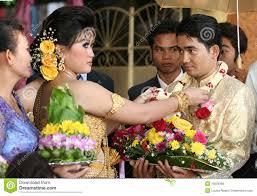 mariage cambodgien mariage cambodgien photo stock éditorial image du cérémonie