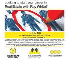 ray white reservoir careers night news ray white reservoir