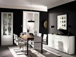 black dining room room paint color design white room paint colors