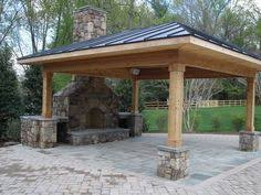 Backyard Fireplace Plans by Outdoor Fireplace Plans Easy And Attractive To Look At Outdoor