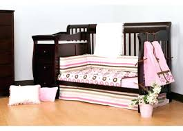 convertible crib with changing table attached u2013 arunlakhani info