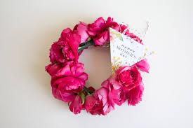 flower bracelet diy images Diy floral bangle bracelets mother 39 s day gift tag lovely indeed jpg