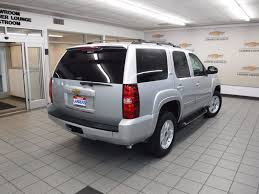 2014 used chevrolet tahoe 4wd 4dr lt at landers chevrolet serving