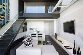 Small Penthouses Design Trendy Cape Town Waterfront Duplex Penthouse Apartment