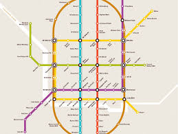 Map Of Austin Texas by Why Can U0027t Austin Have This Elaborate Subway System Kut